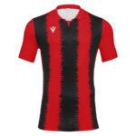 Červeno-černá