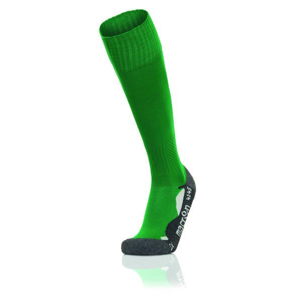 Zelené ponožkové stulpny RAYON, značka Macron