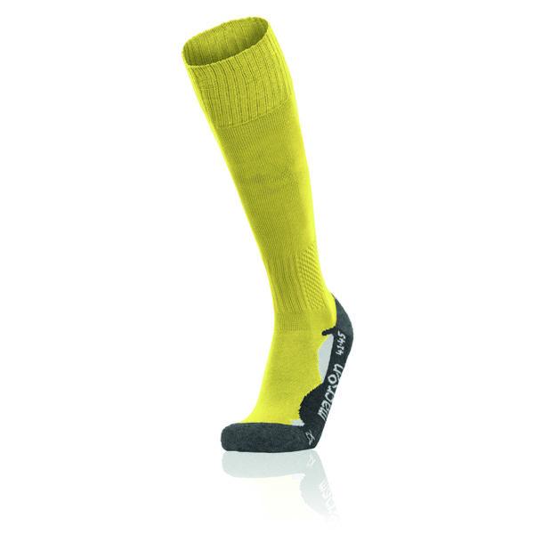 Žluté ponožkové stulpny RAYON, značka Macron