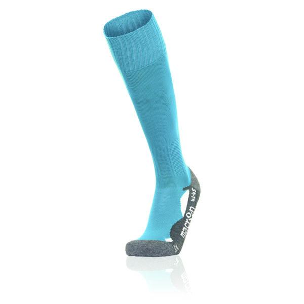 Bledě modré ponožkové stulpny RAYON, značka Macron