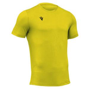 MACRON tričko BOOST žluté